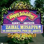 Bunga PAPAN Pernikahan (BPP8)