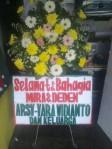 Bunga Standing Flower Besi (SFB1)