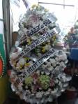 Bunga Standing Flower Kayu (SFK5)