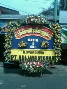 Bunga Papan Pernikahan (BPP7)