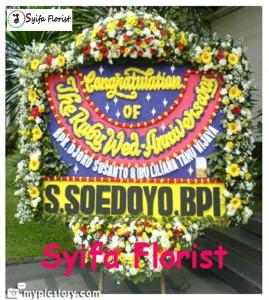 Bunga Papan Congratulation (BPS6)